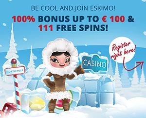 eskimo casino bonussen