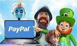 paypal bij online casino